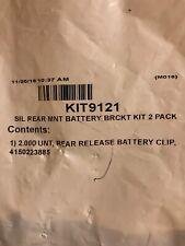 Kit 9121 Hunter Douglas Rear Mount Battery Bracket Kit 2 Pack - New