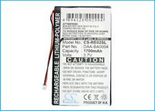 Replacement Battery For Jukebox 3.7v 1700mAh Mp3, Mp4, Pmp Battery