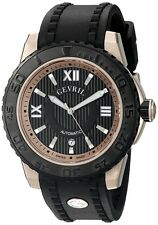 Gevril 3115 Sea Cloud Limited Ed Mens Swiss Made Automatic Diver Watch $3600 NEW