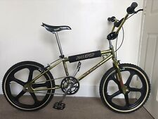 Raleigh Super Tuff Burner 35th Anniversary In Gold With Box And Manuals