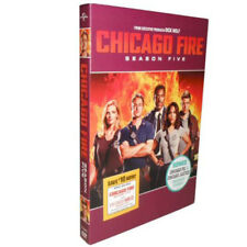 Chicago Fire: The Complete Fifth Season 5 (DVD, 2017, 6-Disc Set)