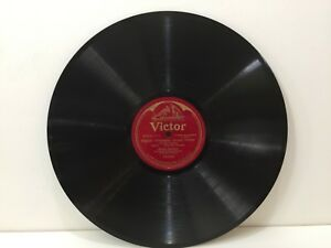 "Victor Mignon-Polonaise-Je suis Titania!, Mabel Garrison Record 1-Sided, 12"""