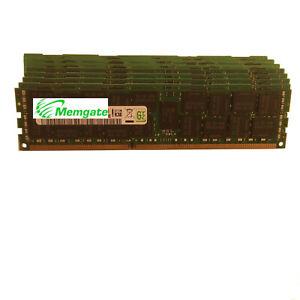 384GB (24X16GB) DDR3 PC3-12800R ECC Reg Server Memory RAM Supermicro X9DR3-LN4F+