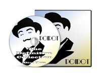 Hercule Poirot: Definitive Audiobook Collection (Agatha Christie) (2 x mp3 DVD)
