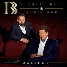 """Michael Ball & Alfie Boe """"Together"""" NEW & SEALED CD 1st Class Post From The UK"""