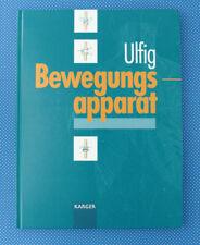 Bewegungsapparat | Anatomie des Bewegungsapparates | Norbert Ulfig | Buch |
