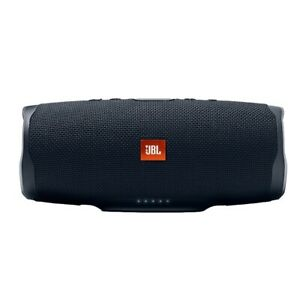 JBL Charge 4 Portable Wireless Bluetooth Speaker - Black/red