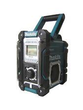 Makita Akku-Baustellenradio DMR108 Bluetooth 7,2-18 Volt Radio