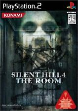 PS2 Silent Hill 4 The Room Japan