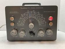 Heathkit Model Sg 8 Rf Signal Generator Powers On Original Condition