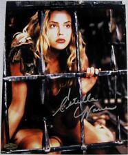Estella Warren Signed 8x10 Photo Victoria Secret Model Beauty & The Beast A