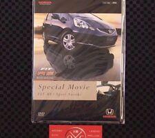 JDM Honda Fit RS DVD GE8 Sport 09-14 10 11 12 13 Rare Genuine Road Sailing Movie