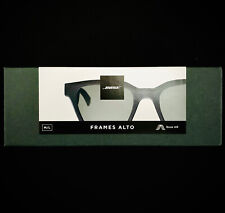 Bose Frames Alto Audio Sunglasses, Black - Large | New Sealed!!