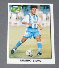 78 MAURO SILVA LA CORUÑA BRASIL LIGA COROGNE PANINI SUPER FOOTBALL 99 1998-1999