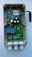 GSM MULTI SWITCH 12V - UK MANUFACTURED BY GSM ACTIVATE