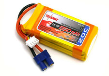 Tenergy 3S 11.1V 20C 1350mAh Lipo Battery  w/ EC3 Wildcat P-51D Super Cub LP