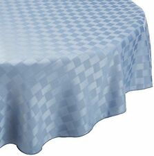 blue oval tablecloths for sale ebay rh ebay com