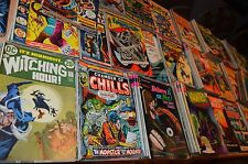 1970'S COMIC BOOK COLLECTION!!! 230 TOTAL!!! MUST SEE!!!