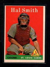 1958 TOPPS #273 HAL SMITH VG-EX D9836