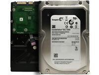 "Seagate ST33000651NS 3TB 7200RPM 64MB SATA 6.0Gb/s 3.5"" Enterprise Hard Drive"