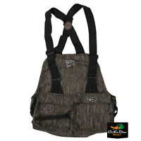DRAKE WATERFOWL SYSTEMS 900D STRAP VEST UPLAND DOVE BOTTOMLAND CAMO