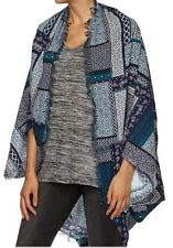 Stunning Ladies Loose Fitting Cocoon Kimono Fits Sizes 16-18-20 (FREE POST)