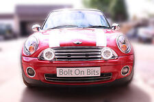 2 Black LED Spot Light & DRL Kit R56 Mk2 Mini Cooper S,One, Petrol 2007-2010