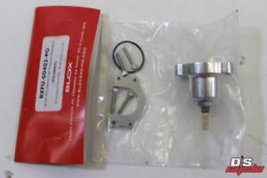 BLOX Racing Fuel Pressure Regulator FPR 88-00 Civic 90-01 Integra S2000 Polished