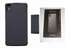 Original Blackberry DTEK50 Hard Shell Case schwarz ACC-63011-001 Schutzhülle