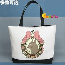 My Neighbor Totoro Tonari no Totoro Handbag Bag School Shopping +  Pen Bag Sa