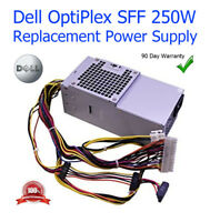 Dell OptiPlex 790 Small Form Factor / Slimline 250W Power Supply Unit PSU 5FFR5