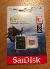 San Disk Extreme 64 GB micro SDXC UHS-I (1)