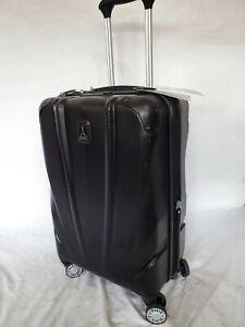 "New Travelpro Pathways 2.0 21"" Hardcase Carry-On Spinner Luggage Black"