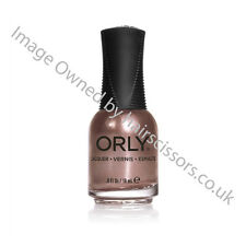 ORLY Nail Polish Lacquer - Rage 18ml Bronze Shimmer