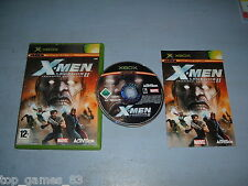 X-MEN LEGENDS II (2) XBOX (complet - envoi suivi)