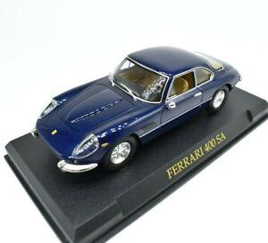 Véhicules-jouets Ferrari Collection auto 1/43 diecast 400 Sa IXO Modèle Static