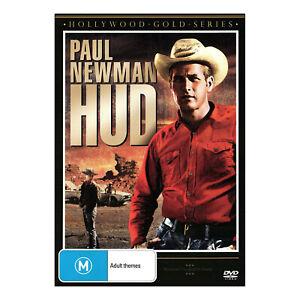 HUD DVD Brand New Region 4 Aust. - Paul Newman, Melvyn Douglas - Free Post