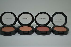 MAC Sheertone Blush BNIB 0.21oz./6g ~choose your shade~DISCONTINUED~RARE~HTF~