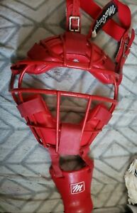 MacGregor Catcher's Mask MCB, 25