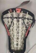 Nike Lunar 10 Women's Strung Lacrosse Head, Grey/Atomic Pink