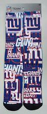 New York Giants Men's Socks Medium Size 5 to 10 Monatge