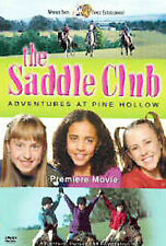 Saddle Club: Adventures at Pine Hollow (Full Screen), New DVD, ,