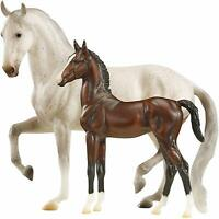 Breyer Favory Airiella Gift Set Traditional Horse & Foal Model #1827