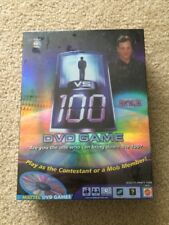 1 vs 100 Bob Saget 2007 Mattel NBC Party Game Night DVD / HD Video Game