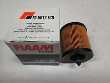 Filtro olio FA5617ECO Fiaam, Alfa Romeo 159, Croma 2.2 Mpi. benzina.  [5771.16]