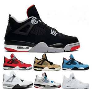 Men's high-top basketball shoes cushioned outdoor sports shoes