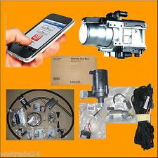Webasto Thermo Top EVO 5 Diesel + Standardbausatz +  Thermo Call TC4 Advanced
