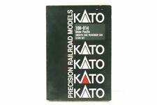 N-Scale KATO 106-014 Union Pacific SMOOTH SIDE PASSENGER CAR 6 CAR SET!! RARE!!