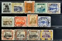 Saargebiet>1921>Used,Unused,OG>German Empire & Landscapes.