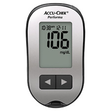 KIT Accu-Chek Performa Blood Glucose Meter Sugar Monitoring System Kit withstrip